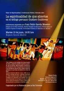 20140610 Conf Gustavo Gutierrez