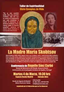 La Madre María Skobtsov