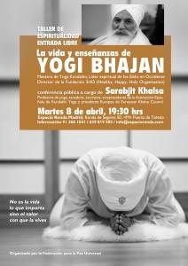 Yogi Bhajan en ERondaM